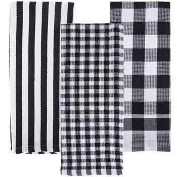 Black White Kitchen Towels Hobby Lobby 1800473