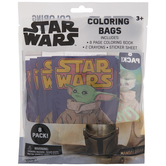 The Child Star Wars The Mandalorian Coloring Bags