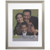 """Gold Float Wood Wall Frame - 8"""" x 10"""""""