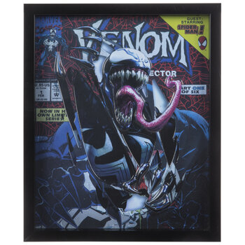 Venom Framed Wall Decor