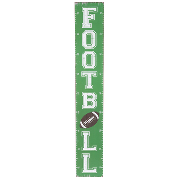 Football Field Wood Wall Decor