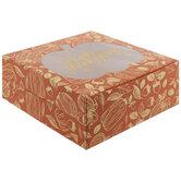 Happy Thanksgiving Pie Box