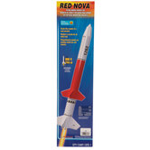 Red Nova Model Rocket Kit