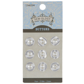 Round Buttons - 11mm