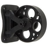 Antique Black Metal Caster Wheel