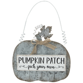 Pumpkin Patch Ornament