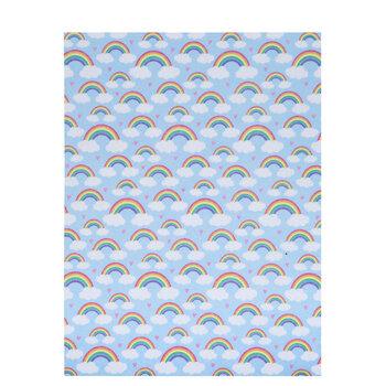Rainbow Felt Sheet