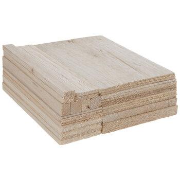 Assorted Balsa Wood Shapes