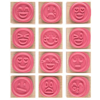 Emoji Rubber Stamps