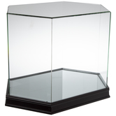 Helmet Mirrored Display Case