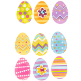 Easter Egg 3D Stickers