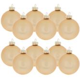 Matte Ball Ornaments
