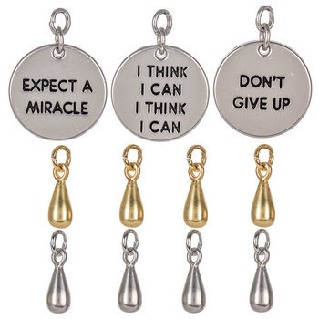 Expect A Miracle Charms