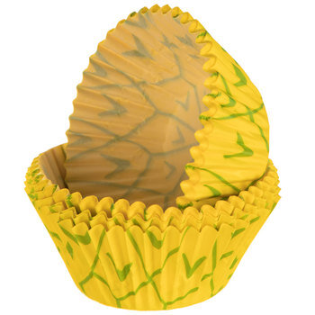 Pineapple Baking Cups