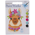 Flowery Llama Paint By Number Kit
