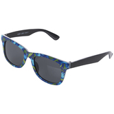 Blue & Green Dinosaur Kids Sunglasses