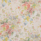 Blush Macbeth Floral Fabric