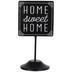 Home Sweet Home Metal Decor