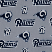 NFL Los Angeles Rams Fleece Fabric