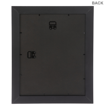 Black Glossy Dimpled Wall Frame