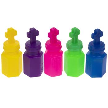 Cross Bubble Bottles