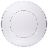 Clear Plate Charger