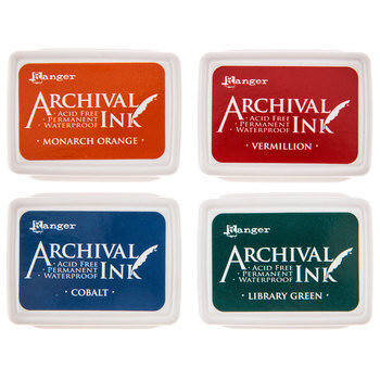 Ranger Mini Archival Ink Pads