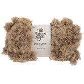 Fox Yarn Bee Fur A Loop Yarn