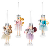 Nutcracker Princess Ornaments