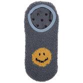 Smiley Face Liner Socks