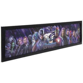 Marvel Avengers Wood Wall Decor