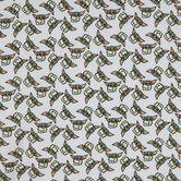 Baby Yoda Flannel Fabric