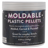 White Cosplay Moldable Pellets