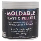 White Moldable Pellets