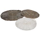 Basket Tray Set