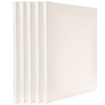"Super Value Blank Canvas Set - 16"" x 20"""