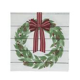 Christmas Wreath Napkins - Small