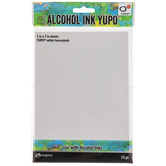 Tim Holtz Alcohol Ink Yupo Paper