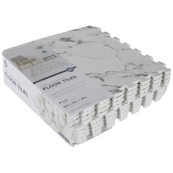 Athena Interlocking Foam Floor Tiles