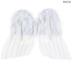 White Infant Angel Wings - 12