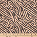 Zebra Print Cork Fabric