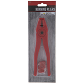 Red Running Pliers