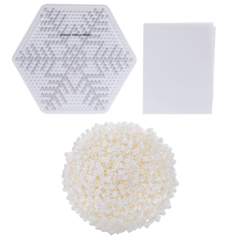 Melty Bead Snowflake Craft Kit