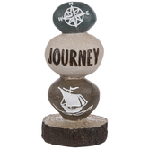 Journey Stacked Stones