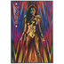 Wonder Woman 1984 Wood Wall Decor