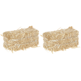 Mini Natural Straw Bales