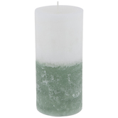 Apple Blossom & Pear Pillar Candle
