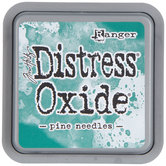 Pine Needles Tim Holtz Distress Oxide Ink Pad