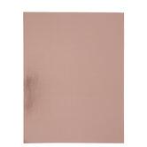 """Rose Gold Foil Cardstock Paper Pack - 8 1/2"""" x 11"""""""