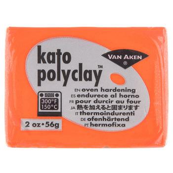 Orange Kato Polyclay - 2 Ounce